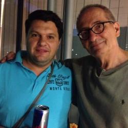 Domink Graf und ich